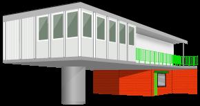 Wythenshawe Park Pavilion